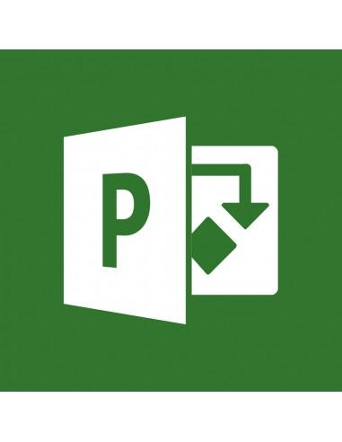 Microsoft Project Microsoft 076-01855 - 1