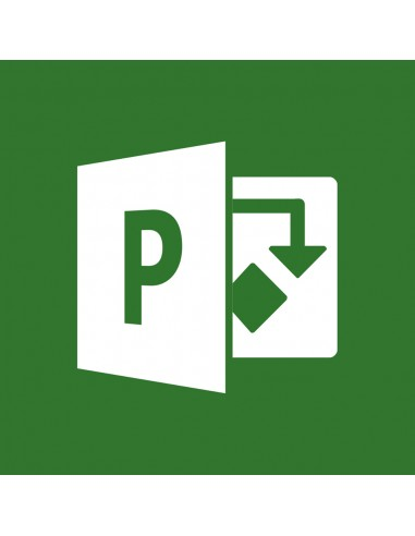Microsoft Project Microsoft 076-02018 - 1