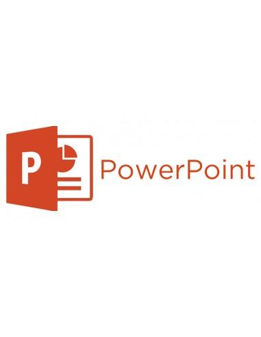 Microsoft PowerPoint Microsoft 079-01740 - 1