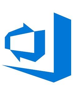 Microsoft Azure DevOps Server 1 lisenssi(t) Lisenssi Microsoft 126-01010 - 1