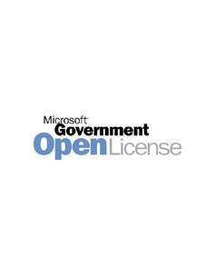 Microsoft Windows Server Essentials, GOV-MOLP, SA Microsoft G3S-00505 - 1