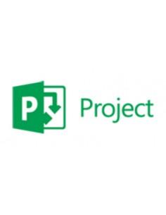 Microsoft Project Professional, Multi, SA Step Up, OVL, Level D 1 lisenssi(t) Monikielinen Microsoft H30-02650 - 1