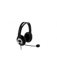 Microsoft LifeChat LX-3000 Headset Huvudband Svart Microsoft JUG-00014 - 1