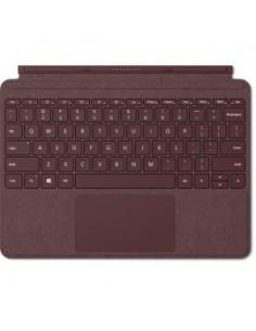 Microsoft Surface Go Signature Type Cover mobiililaitteiden näppäimistö Pohjoismainen Burgundi Microsoft KCT-00049 - 1