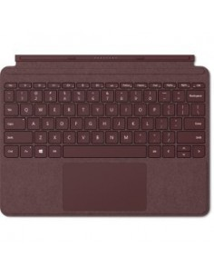 Microsoft Surface Go Signature Type Cover puola Burgundi Microsoft KCT-00053 - 1