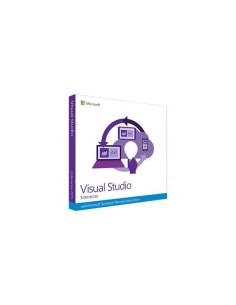 Microsoft Visual Studio Enterprise MSDN 1 licens/-er Flerspråkig Microsoft MX3-00092 - 1