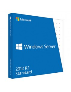 Microsoft Windows Server Standard 2012 R2 1 licens/-er Flerspråkig Microsoft P73-06260 - 1