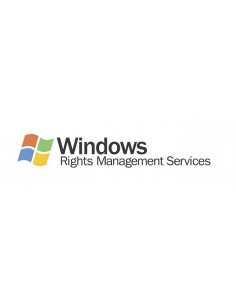 Microsoft Windows Rights Management Services Microsoft T99-00532 - 1