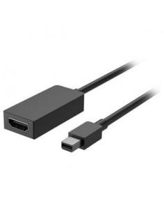 Microsoft Mini DisplayPort/HDMI Svart Microsoft EJT-00004 - 1