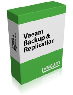 Veeam Backup & Replication Veeam V-VBRPLS-VS-P01BE-U4 - 1
