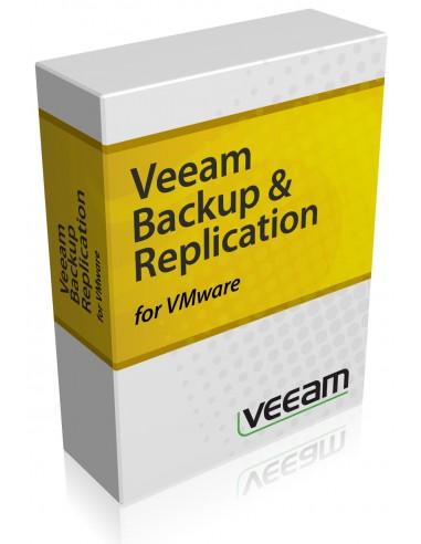 Veeam Backup & Replication 1 lisenssi(t) Päivitys Englanti Veeam V-VBRPLS-VS-P01YP-00 - 1