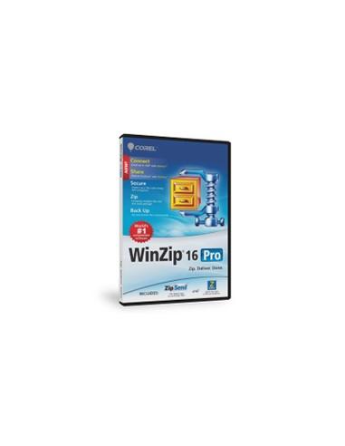 Corel WinZip 16 Pro, Win, 50000-99999u, EDU, ENG Corel LCWZ16PROMLAM - 1
