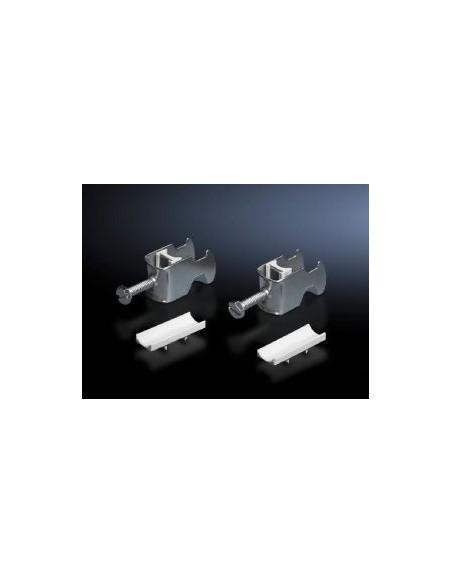 Rittal DK 7097.220 vaijerikiinnike Metallinen 25 kpl Rittal 7097220 - 1
