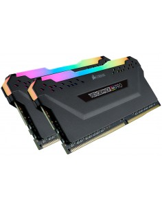 Corsair Vengeance CMW16GX4M2Z3600C20 muistimoduuli 16 GB 2 x 8 DDR4 3600 MHz Corsair CMW16GX4M2Z3600C20 - 1