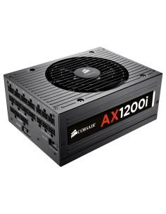 Corsair AX1200i virtalähdeyksikkö 1200 W ATX Musta Corsair CP-9020008-EU - 1