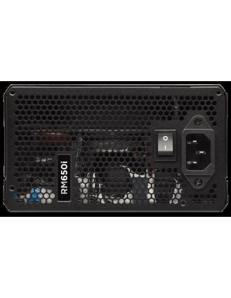 Corsair RM650i virtalähdeyksikkö 650 W 20+4 pin ATX Musta Corsair CP-9020081-EU - 2