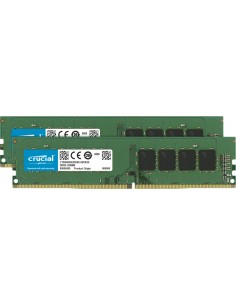 Crucial CT2K8G4DFRA266 muistimoduuli 16 GB 2 x 8 DDR4 2666 MHz Crucial Technology CT2K8G4DFRA266 - 1