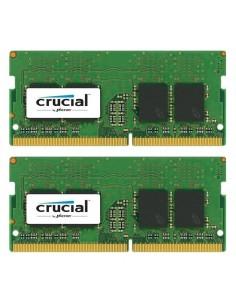 Crucial 16GB (2x8GB) DDR4 2400 SODIMM 1.2V muistimoduuli MHz Crucial Technology CT2K8G4SFS824A - 1
