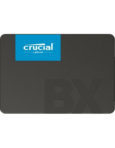 "Crucial BX500 2.5"" 480 GB Serial ATA III Crucial Technology CT480BX500SSD1 - 1"