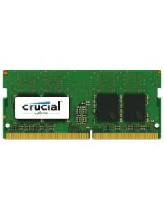 Crucial 4GB DDR4 muistimoduuli 1 x 4 GB 2400 MHz Crucial Technology CT4G4SFS824A - 1