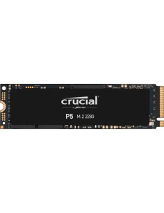 Crucial Technology Crucial P5 500gb 3d Nand Ext Nvme Pcie M.2 Ss Crucial Technology CT500P5SSD8 - 1