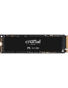 Crucial P5 M.2 500 GB PCI Express 3.0 3D NAND NVMe Crucial Technology CT500P5SSD8 - 1