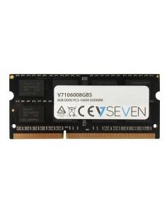 V7 V7106008GBS muistimoduuli 8 GB 1 x DDR3 1333 MHz V7 Ingram Micro V7106008GBS - 1