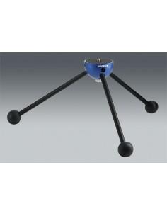 Novoflex BasicBall blau kolmijalka 3 jalkoja Sininen Novoflex BB BLAU - 1