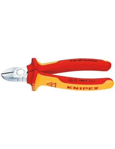 Knipex 70 06 125 Pihdit viistolla leikkauspinnalla Knipex 70 06 125 - 1