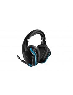 Logitech G G935 Kuulokkeet Pääpanta Musta, Sininen Logitech 981-000744 - 1