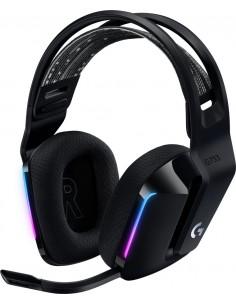 Logitech G733 Lightspeed Wireless Rgb Gaming Headset, Black Logitech 981-000864 - 1