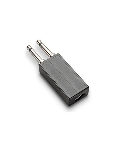 POLY 18709-01 kaapeli liitäntä / adapteri PJ-327 Musta Poly 18709-01 - 1