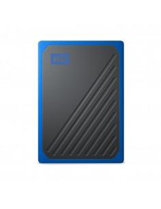 Sandisk WDBMCG0020BBT-WESN ulkoinen SSD 2000 GB Musta, Sininen Sandisk WDBMCG0020BBT-WESN - 1
