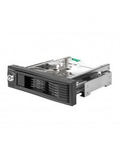 """Sharkoon 4044951009305 asemapaikkaan asennettava paneeli 13,3 cm (5.25"""") HDD-häkki Musta Sharkoon Technologies Gmbh SHA-1009305"""