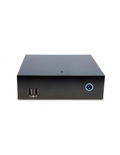 Aopen DE6200 digitaalinen mediasoitin 128 GB 4K Ultra HD 3840 x 2160 pikseliä Musta Aopen 91.DEJ00.E0B0 - 1
