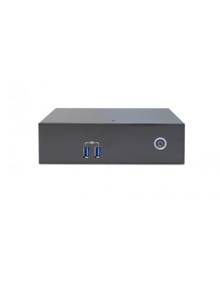 Aopen DE5500 digitaalinen mediasoitin 128 GB 4K Ultra HD 3840 x 2160 pikseliä Musta Aopen 91.DEK00.E1A0 - 1