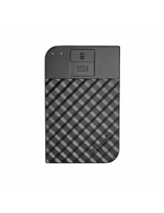 Verbatim Fingerprint Secure ulkoinen kovalevy 2000 GB Musta Verbatim 53651 - 1