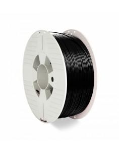 Verbatim 55052 3D-tulostusmateriaali Polyeteenitereflaattiglykoli (PETG) Musta 1 kg Verbatim 55052 - 1