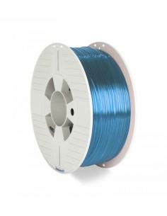 Verbatim 55056 3D-tulostusmateriaali Polyeteenitereflaattiglykoli (PETG) Sininen, Läpinäkyvä 1 kg Verbatim 55056 - 1
