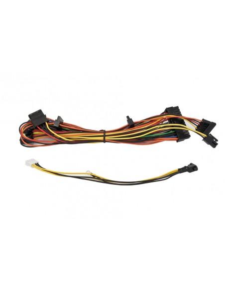 Chieftec CDP-120ITX virta-adapteri ja vaihtosuuntaaja Sisätila 85 W Musta Chieftec CDP-120ITX - 4