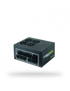 Chieftec CSN-450C virtalähdeyksikkö 450 W 20+4 pin ATX SFX Musta Chieftec CSN-450C - 1