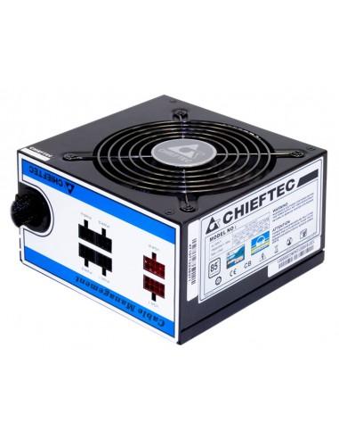 Chieftec CTG-650C virtalähdeyksikkö 650 W 24-pin ATX Musta Chieftec CTG-650C - 1