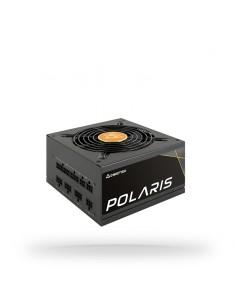 Chieftec Polaris virtalähdeyksikkö 550 W 20+4 pin ATX PS/2 Musta Chieftec PPS-550FC - 1