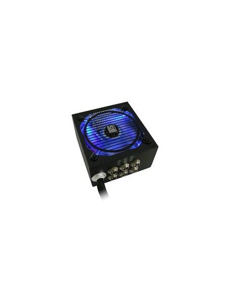 LC-Power LC8550 V2.31 Prophet virtalähdeyksikkö 550 W 20+4 pin ATX Musta Lc Power LC8550 V2.31 Prophet - 2
