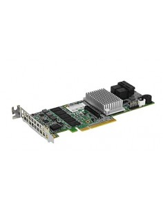 Supermicro AOC-S3108L-H8iR Internal Ethernet 12000 Mbit/s Supermicro AOC-S3108L-H8IR-16DD - 1
