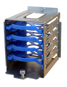 Supermicro HDD cage module Midi Tower Hårddisk-bur Supermicro MCP-220-73201-0N - 1