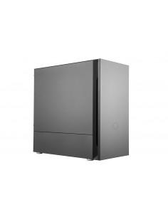 Cooler Master Silencio S400 Midi Tower Musta Cooler Master MCS-S400-KN5N-S00 - 1