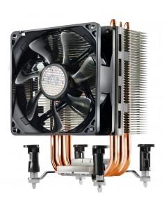 Cooler Master Hyper TX3i Suoritin Jäähdytin 9.2 cm Musta, Hopea Cooler Master RR-TX3E-22PK-B1 - 1