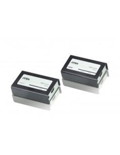 Aten VE800A AV-signaalin jatkaja AV-vastaanotin Musta Aten VE800A - 1