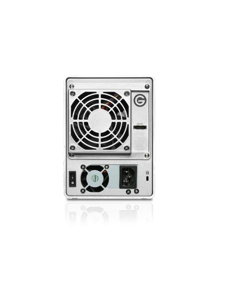 G-Technology G-SPEED eS levyjärjestelmä 8 TB Työpöytä Hopea G-technology 0G01872 - 3
